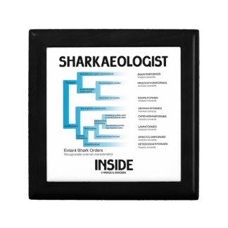Sharkaeologist Inside (Shark Order Lineage) Gift Boxes