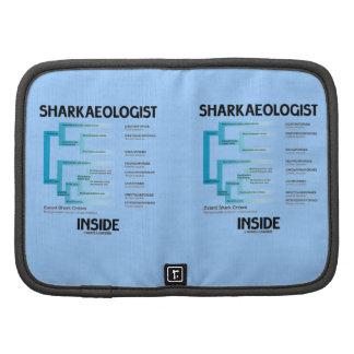 Sharkaeologist Inside (Shark Order Lineage) Planner