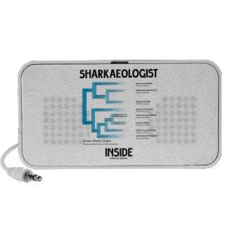 Sharkaeologist Inside (Shark Order Lineage) PC Speakers