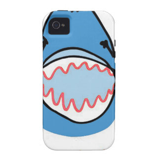 Sharkbite for Shark Week August 10-17 2014 in Blue Case-Mate iPhone 4 Cover