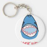 Sharkbite para tiburón semana el 10-17 de agosto llavero