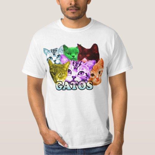 sharkcat GATOS T_Shirt