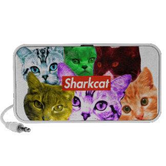sharkcat gonna blow ya mind notebook speakers