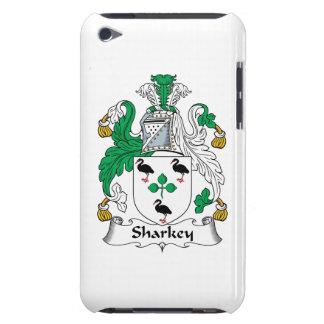 Sharkey Family Crest iPod Case-Mate Cases