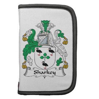 Sharkey Family Crest Organizers