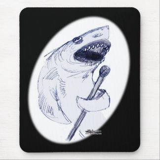 Sharkey Finatra Mouse Pad