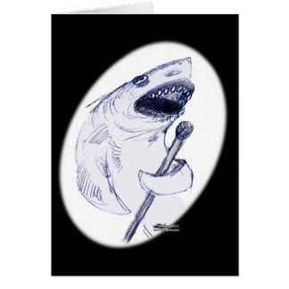 Sharkey Finatra Tarjetón