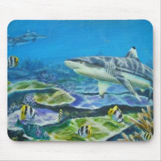 sharkfiji mouse pads
