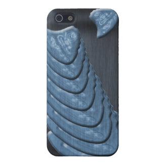 Sharkfin Plectrum iPhone5 Case Savvy Matte Finish