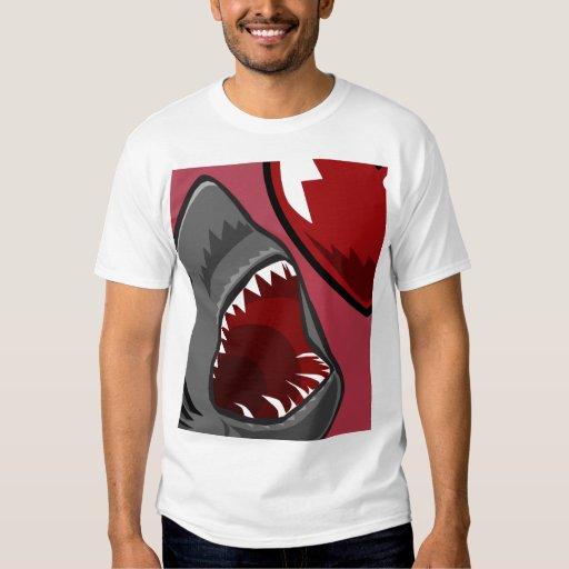 Sharkheart Poleras
