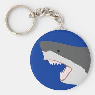 Sharkie key chain