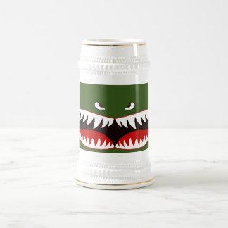 Sharkmouth Beer Stein