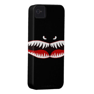 Sharkmouth Case-Mate iPhone 4 Cases