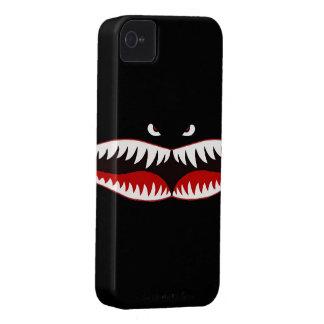 Sharkmouth iPhone 4 Coberturas