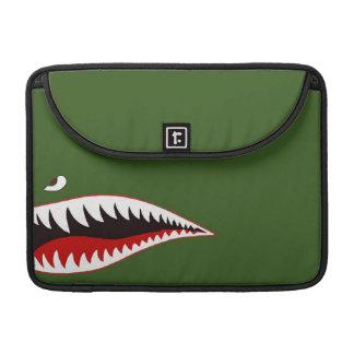 Sharkmouth Sleeve For MacBooks