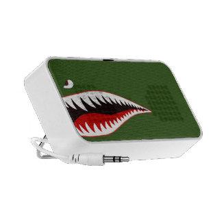 Sharkmouth Travel Speakers