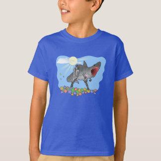 SharkRex kids T-Shirt