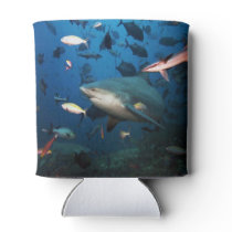 Sharks and fish can cooler