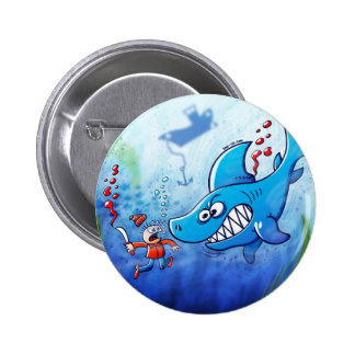 Sharks are Furious Stop Finning Pins
