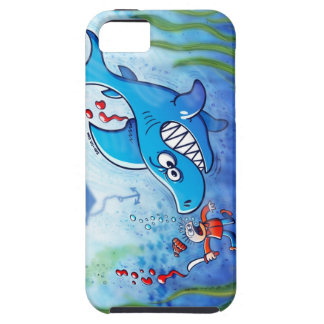 Sharks are Furious, Stop Finning! iPhone SE/5/5s Case