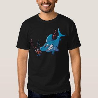 Sharks are Furious, Stop Finning! Tee Shirt