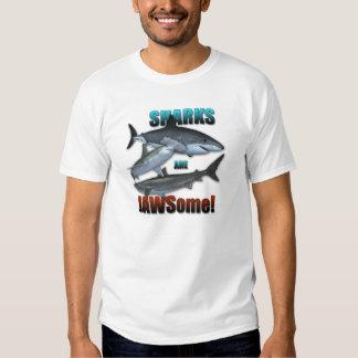Sharks are JAWSome! Shirt