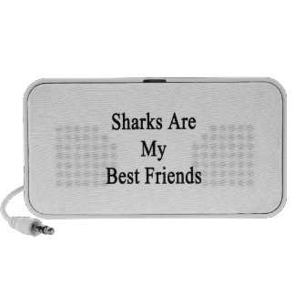 Sharks Are My Best Friends Travelling Speakers