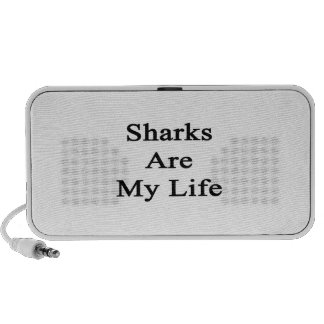 Sharks Are My Life iPod Speaker