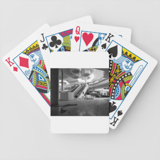 Sharks at the Mall 1.jpg Bicycle Playing Cards