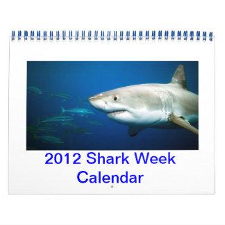 Sharks Calendar