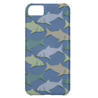 SHARKS! CASE FOR iPhone 5C