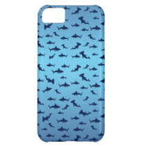 Sharks Cover For iPhone 5C