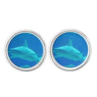 Sharks Cufflinks