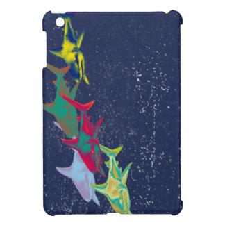 sharks, danger, wild cover for the iPad mini