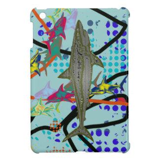 sharks design iPad mini covers