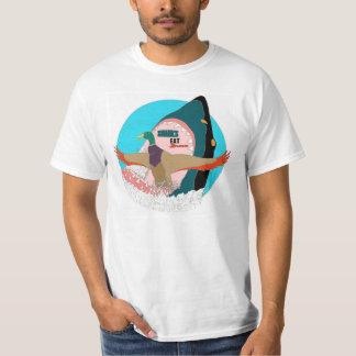 Sharks Eat Ducks T Shirt