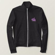 Sharks Embroidered Jacket