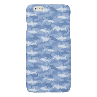 Sharks Glossy iPhone 6 Case