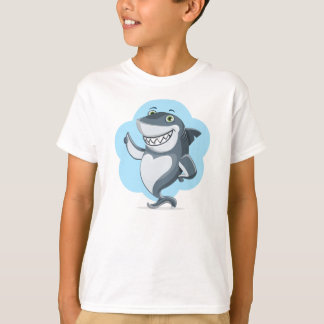 Sharks Hanes Tagless Shirt