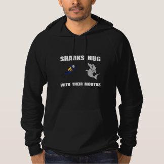 Sharks Hug Hoodie