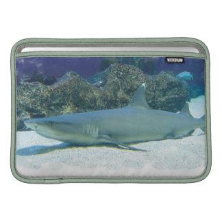"""Sharks in Coral Reef 11"""" MacBook Sleeve"""