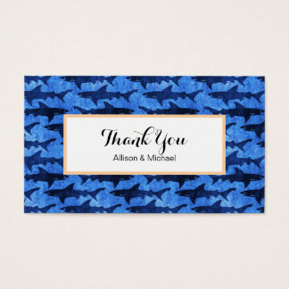 Sharks in the Deep Blue Sea Business Card