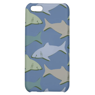 SHARKS! COVER FOR iPhone 5C
