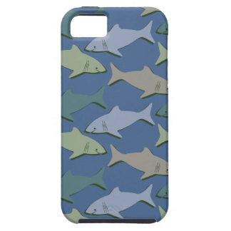 SHARKS! iPhone SE/5/5s CASE
