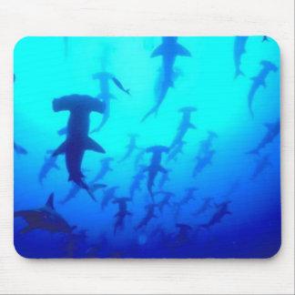 Sharks Mousepad
