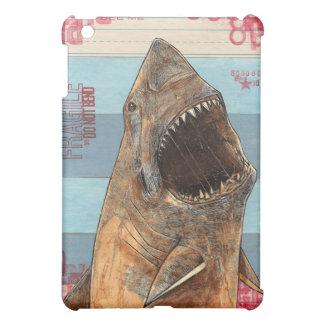 SHARKS OF THE DEEP IPAD CASE