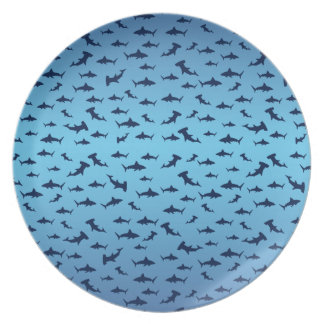 Sharks Plates