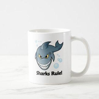 Sharks Rule! Coffee Mug