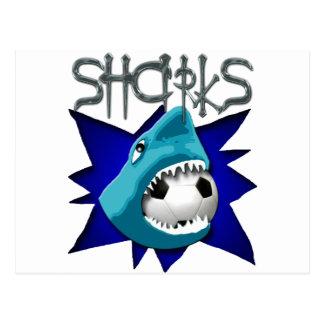 Sharks (Soccer Team) Postcard