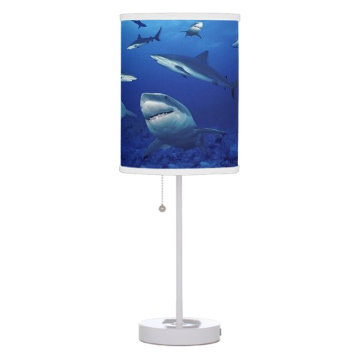 Sharks Table Lamp